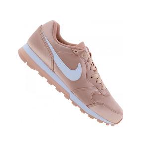 Nike Md Runner 2 Feminino ( Rosa Claro) f301c343d65e9