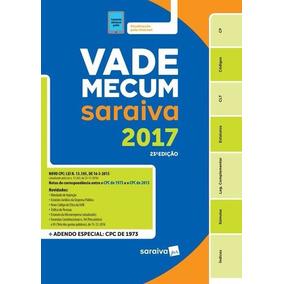 Vade Mecum Saraiva 23ª Edição 2017 Tradicional - Pdf