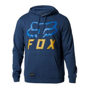 Sudadera Fox Heritage Forger Azul/electrico Casual