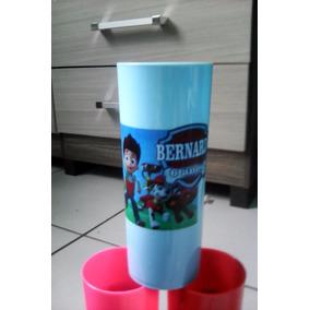 Copos Long Drink Personalizados Kit 30 Unid Frete Gratis