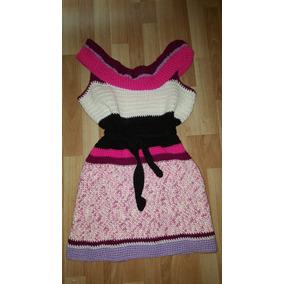 Vestido - Malla/traje De Baño - Gorros Y Mas Tejidos