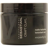 Sebastian Craft Clay Remoldable-matte Texturizer - 52ml/1.7o