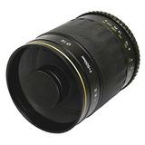 Opteka 500mm F / 8 Lente Teleobjetivo De Alta Definición