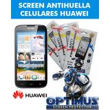 Protector Antihuella Huawei Y511 G526 Y220 P6 Y320 G610 Hono