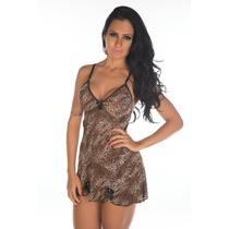 Camisola Costa Nua - Frente Única - Sensual, Erótica E Sexy