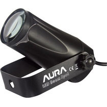 Refletor De 3w Led Mini Beam Spot Branco Aura-tek