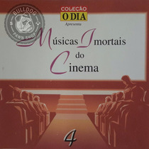 Cd Músicas Imortais Do Cinema Volume 4 - Lacrado - D1