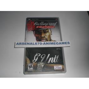 Psp 50 Cent: Bulletproof G Unit Edición Playstation Portable
