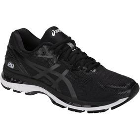 Nuevas Zapatillas Asics Gel Nimbus 20 M Hombre Negro Running