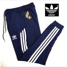 Jogger/pants adidas Caballero Azul Marino