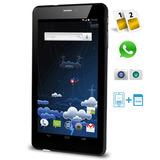 Tablet Celular 3g 7030 (2 Sim, 8gb, 2 Cámaras, Flash)