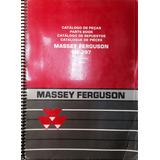 Manual De Repuestos Tractor Massey Ferguson 297 297dt
