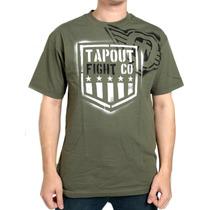 Ufc Tapout Playera Para Caballero Nueva Y Original
