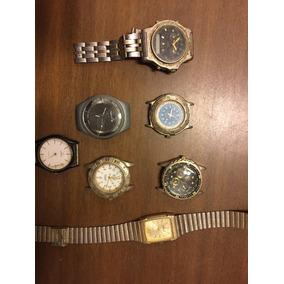Lote H - Relógios Para Restauro/peças! Confira!!