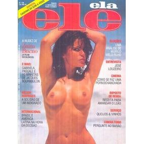 Revista Ele & Ela Nº 158 - Zaira Bueno