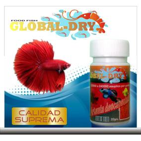 2x1 Artemia Descapsulada Alimento Para Peces Alevines 20grs