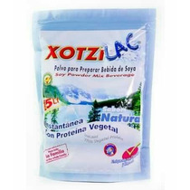 3 Leches De Soya Xotzilac De 470grs C/ Una
