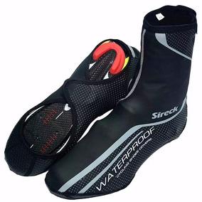 Cubiertas De Calzado Ciclismo A Prueba Agua Talla L D3049