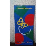 Papalote Museo Del Niño Mapa De Los 90s