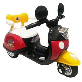 Moto Eléctrica Mickey Dis-9911mk Disney
