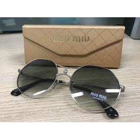 Oculos Miu Miu Rasoir - Óculos De Sol Miu em Ceará no Mercado Livre ... bcd1f4452a