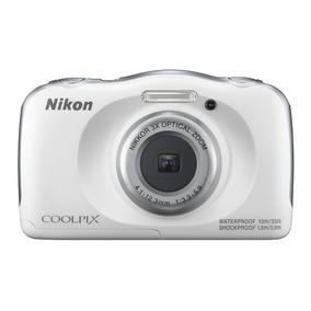 Camara Digital Nikon W100 Sumergible Wifi Bt Garantia Mdp