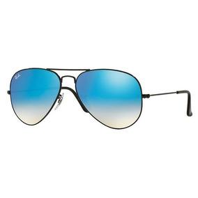 lentes ray ban gota azul