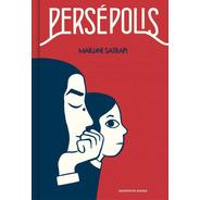 Persèpolis - Marjane Satrapi - Integral (novela Gràfica)