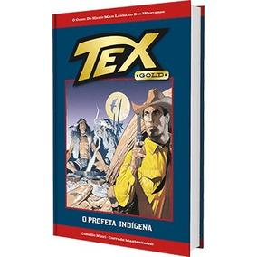 Encadernado Tex Gold O Profeta Indígena Coleção Tex Gold