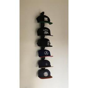 Organizador, Perchero, Exhibidor De 6 Gorras Gorros Caps