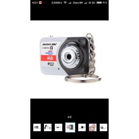 Câmera Chaveiro