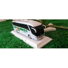 Miniatura Ônibus Cia São Geraldo (grife Marcopolo)