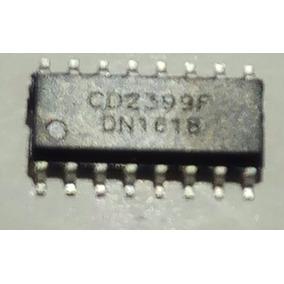 Cd2399f Circuito Int Generador De Eco Para Voces Y Microfono