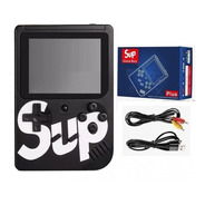 Mini Vídeo Game Portátil Sup 400 Jogos Clássicos Fliperama