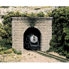 Portal De Tunel Para Maquetes - Escala 1/160 N