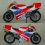 Motos 1:18 Honda Nsr, Kawasaki Klr650 Nuevas Sin Caja,11 Cms