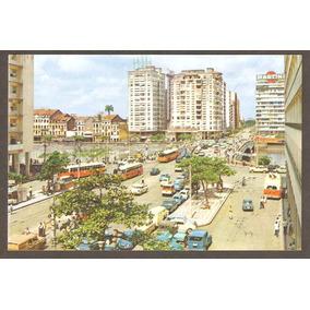 Cartão Postal Av. Guararapes Recife-pe. Automóveis, Carros.