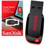 Kit C/ 6 Pen Drive Sandisk 8gb Cruzer Bladel - Atacado 6 Pcs