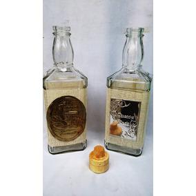 Botella Boda Xv Años Primera Comunion Decorada