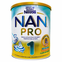 Nan Polvo Numero 1 Optipro X 900grs Por Bulto
