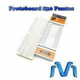 Protoboard 830 Puntos Breadboard 830 Puntos Proto, Arduino