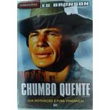 Dvd Filme Chumbo Quente - Charles Bronson - Dublado - Lacrad