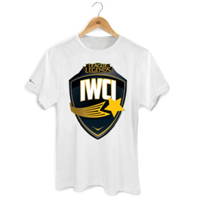 Camiseta League Of Legends Camisa League Of Legends Mt0053