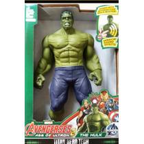 Vingadores Bonecos Marvel The Avengenrs 30 Cm Barato Hulk