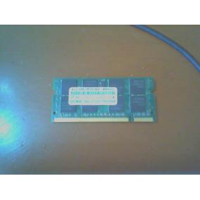 Memoria Ram De 1gb Ddrii-800 Para C-a-n-a-i-m-a Azul Primera