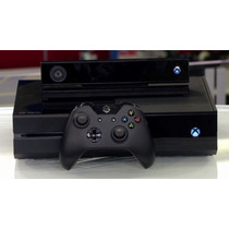 Xbox One 500 Gb + Kinect + Nota Fiscal + Controle + Fifa 14