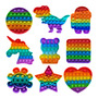 Flor Rainbow