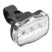 Luz Delantera 3 Leds Blanca Super Brillante - 3 Funciones