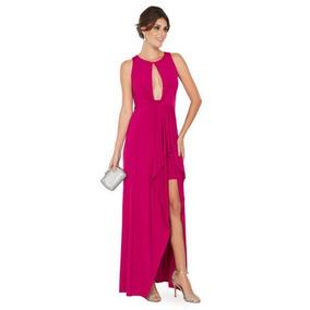 Vestido De Jersey - Tamanho G - Usado Uma Vez