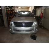 Sucata De Toyota Hilux 3.0 Diesel 4x4 Aut. Retirada De Peças